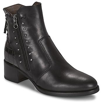 Zapatos Mujer Botines NeroGiardini ENDIVO Negro