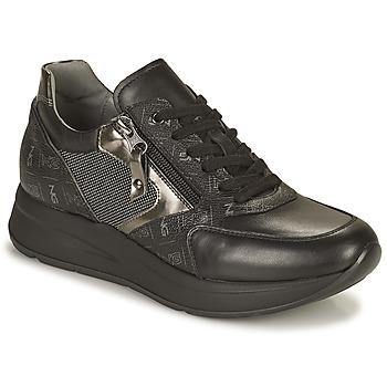 Zapatos Mujer Zapatillas bajas NeroGiardini GIROMONO Negro