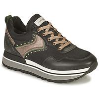 Zapatos Mujer Zapatillas bajas NeroGiardini LAITUO Negro