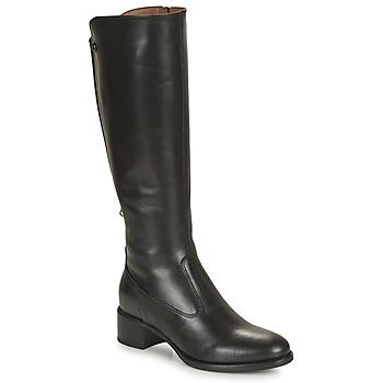 Zapatos Mujer Botas urbanas NeroGiardini FEVO Negro