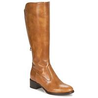 Zapatos Mujer Botas urbanas NeroGiardini FEVO Cognac