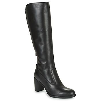 Zapatos Mujer Botas urbanas NeroGiardini HARICOTO Negro