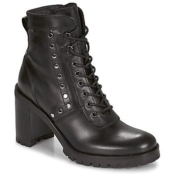 Zapatos Mujer Botines NeroGiardini MAISO Negro