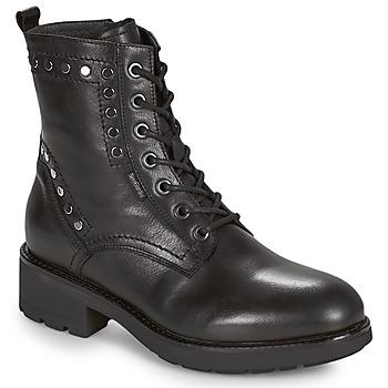 Zapatos Mujer Botas de caña baja NeroGiardini MANIOCO Negro