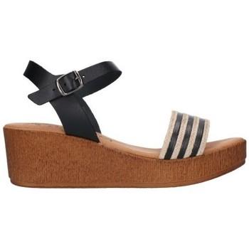 Zapatos Mujer Sandalias Lola Rico 911 Mujer Negro noir