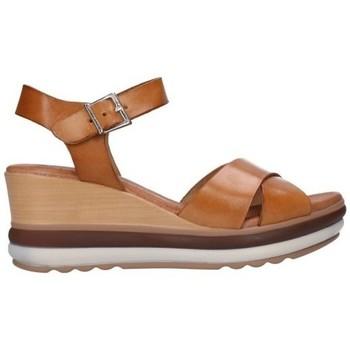 Zapatos Mujer Sandalias Valeria's 7230 Mujer Cuero marron