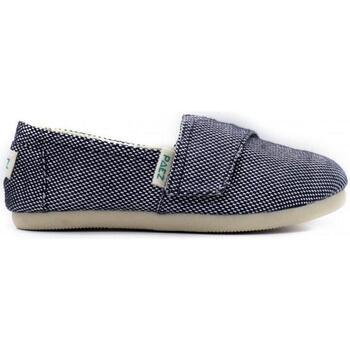 Zapatos Niños Alpargatas Paez Gum Classic K Azul