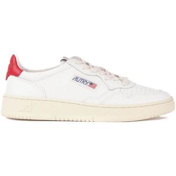 Zapatos Hombre Deportivas Moda Autry A11EAULMLL21 Blanco