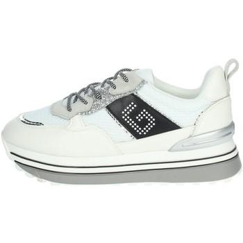 Zapatos Mujer Zapatillas bajas Gold & Gold GB36 Blanco/Negro