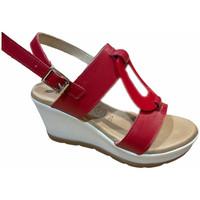 Zapatos Mujer Sandalias Susimoda SUSI2021ros rosso