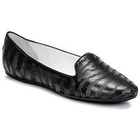 Zapatos Mujer Mocasín Roberto Cavalli TPS648 Negro