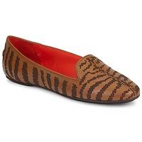 Zapatos Mujer Mocasín Roberto Cavalli TPS648 Marrón