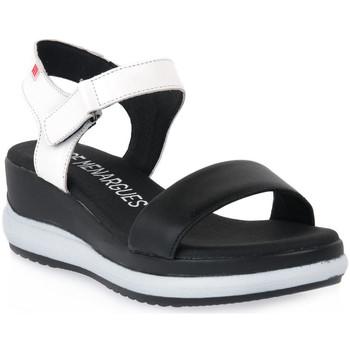 Zapatos Mujer Sandalias Pepe Menargues NEGRO VACUNO Nero