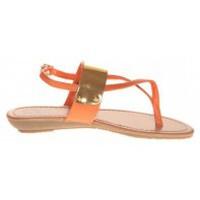 Zapatos Mujer Sandalias Cassis Côte d'Azur Takwa Orange Naranja