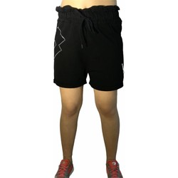 textil Mujer Shorts / Bermudas Lotto LTD525 Negro
