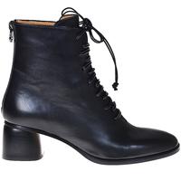 Zapatos Mujer Botas de caña baja Triver Flight 111-02 Negro