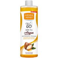 Belleza Hidratantes & nutritivos Natural Honey Elixir  De Argan Oil & Go Aceite Corporal  300 ml