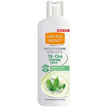 Belleza Productos baño Natural Honey Té Verde Gel De Ducha  650 ml