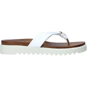 Zapatos Mujer Sandalias Jeiday 1277-13318 Blanco