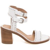 Zapatos Mujer Sandalias Janet&Janet 43603 Blanco