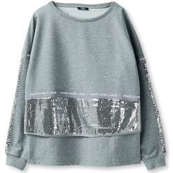 textil Mujer Sudaderas Liu Jo T68034F0741 Gris