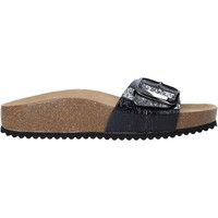 Zapatos Mujer Sandalias Valleverde G51574 Negro
