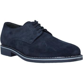 Zapatos Hombre Derbie Melluso XU15735 Azul