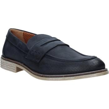 Zapatos Hombre Mocasín Melluso XU31063 Azul