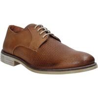Zapatos Hombre Derbie Melluso XU31064 Marrón