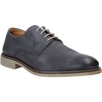 Zapatos Hombre Derbie Melluso XU31064 Gris