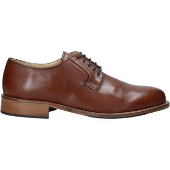 Zapatos Hombre Derbie Melluso XU15740 Marrón