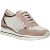 Zapatos Mujer Zapatillas bajas Melluso HR20033 Rosado