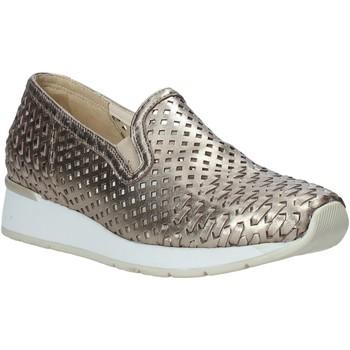 Zapatos Mujer Slip on Melluso HR20006 Oro