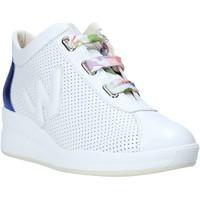 Zapatos Mujer Zapatillas bajas Melluso HR20220 Blanco