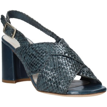 Zapatos Mujer Sandalias Melluso HS536 Azul