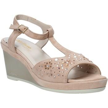 Zapatos Mujer Sandalias Melluso HR70511 Rosado