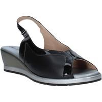 Zapatos Mujer Sandalias Melluso 037110X Negro