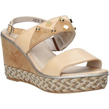 Zapatos Mujer Sandalias Melluso HR70814 Rosado