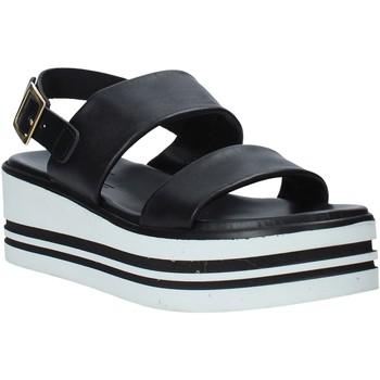 Zapatos Mujer Sandalias Melluso .09604X Negro