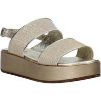 Zapatos Mujer Sandalias Melluso .09620X Oro