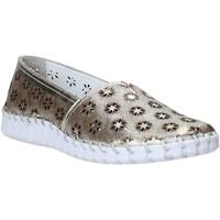 Zapatos Mujer Alpargatas Melluso HK55020V Oro