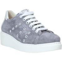 Zapatos Mujer Zapatillas bajas Melluso HR20715 Gris