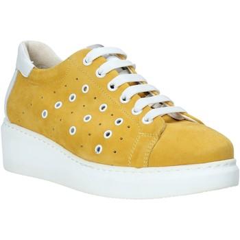 Zapatos Mujer Zapatillas bajas Melluso HR20715 Amarillo