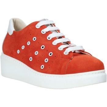 Zapatos Mujer Zapatillas bajas Melluso HR20715 Rojo