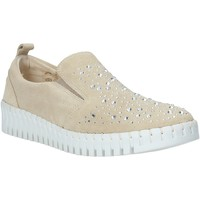 Zapatos Mujer Slip on Melluso 019117X Beige