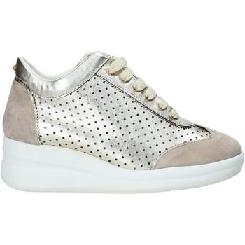 Zapatos Mujer Zapatillas bajas Melluso HR20221 Oro