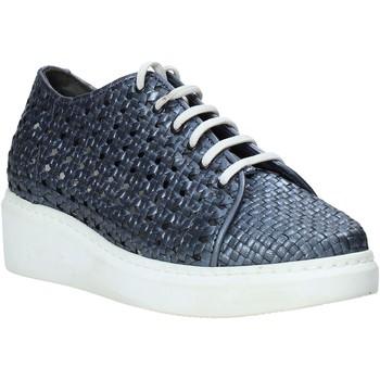 Zapatos Mujer Zapatillas bajas Melluso HR20707 Azul
