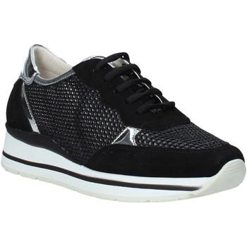 Zapatos Mujer Zapatillas bajas Melluso HR20033 Negro