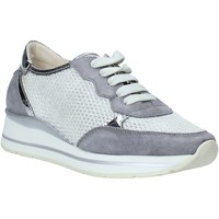 Zapatos Mujer Zapatillas bajas Melluso HR20033 Gris