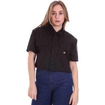 textil Mujer Camisas Dickies DK0A4XE1BLK1 Negro